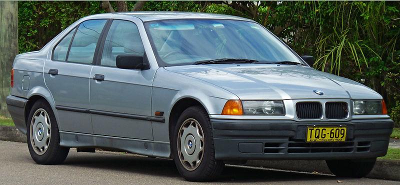 alfa-1991-1996_BMW_318i_(E36)