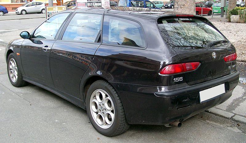 alfa-Alfa_156_Sportwagon_rear_20080301