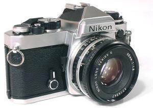 foto-Nikon FE