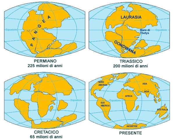 geo-continenti