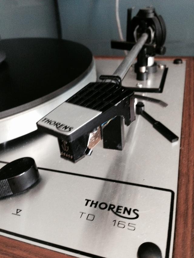 thorens tonearm