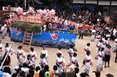 haru higan festival