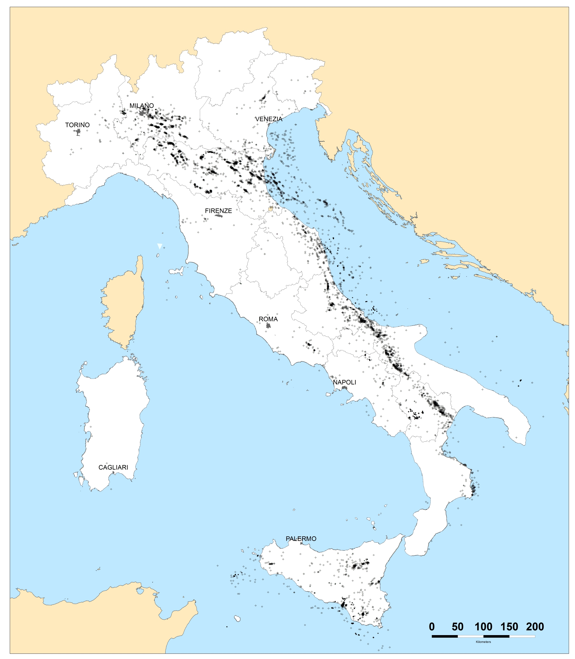 pozzi italia