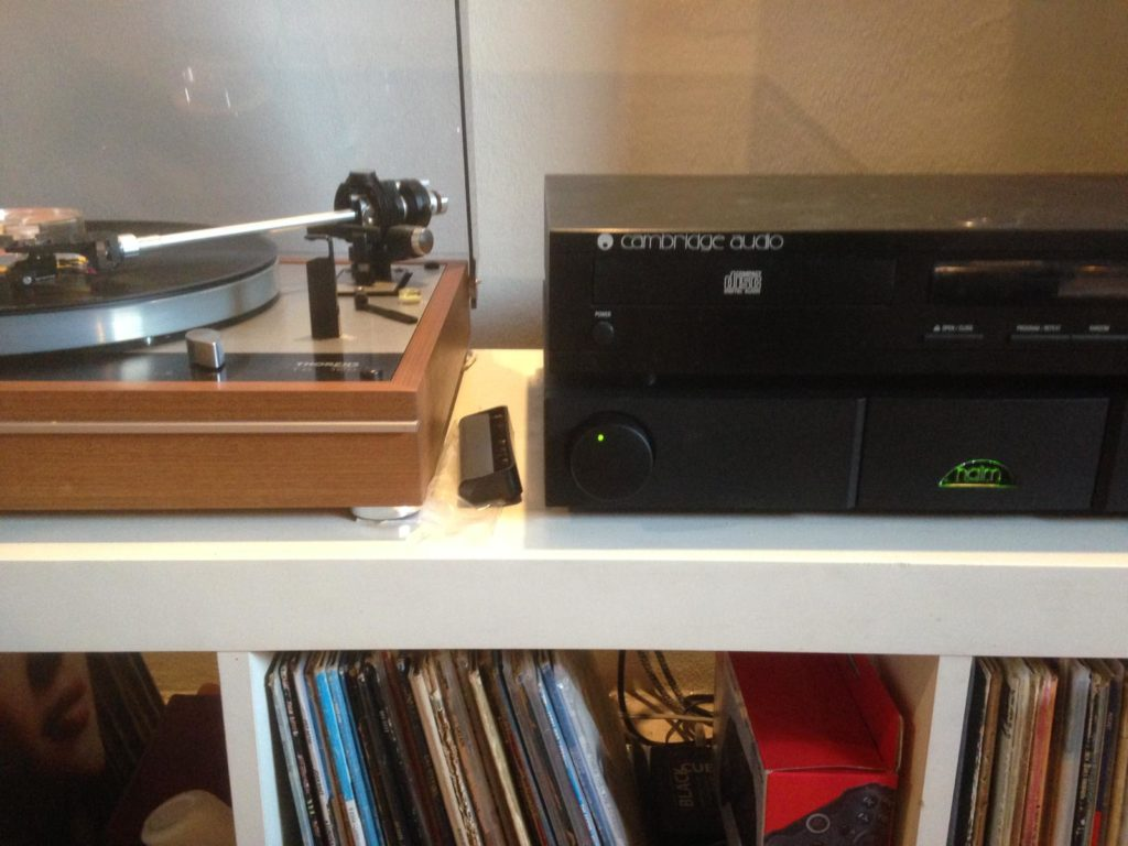 Naim-Cambride-Thorens