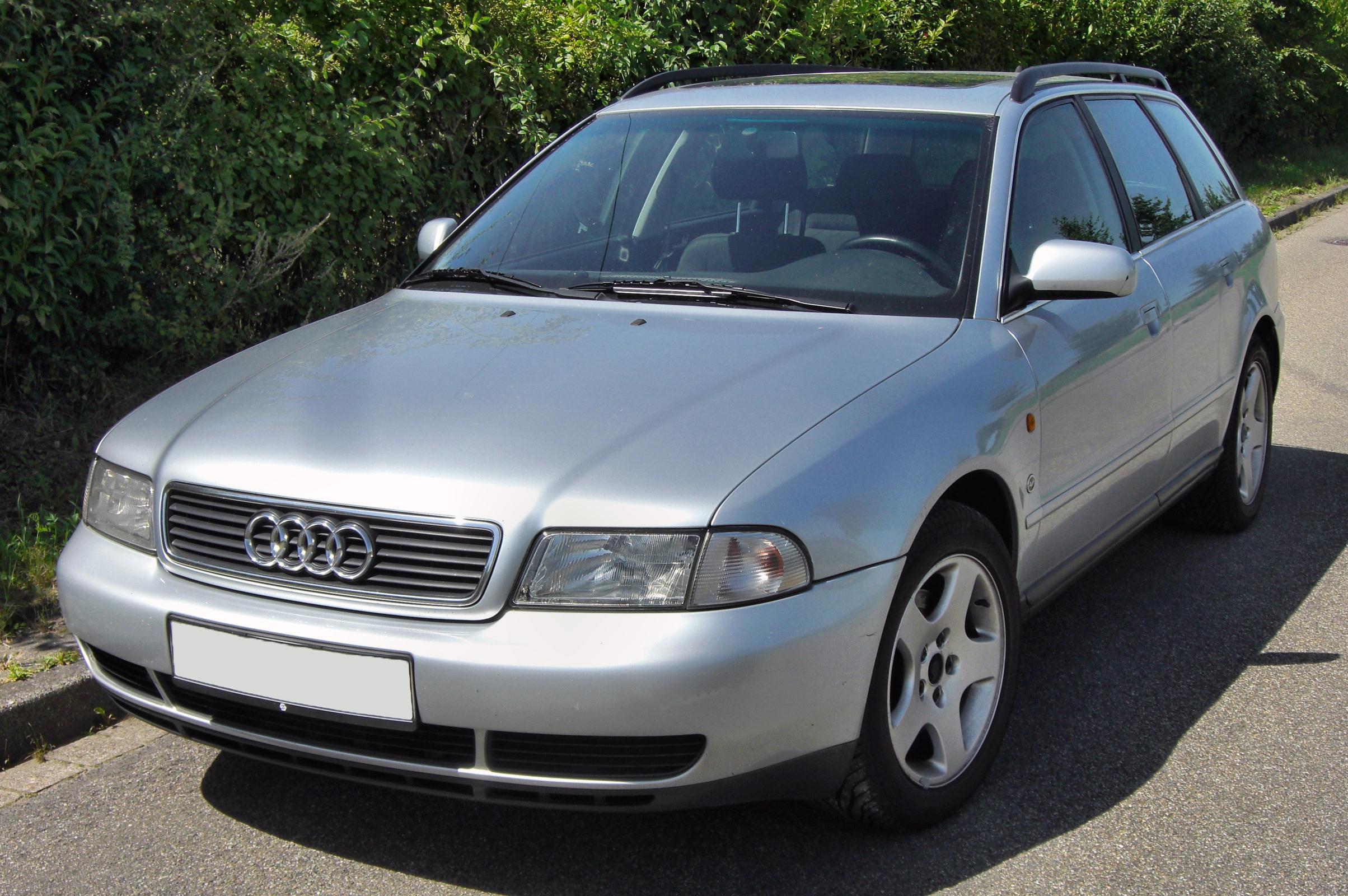 alfa-Audi_A4_B5_Avant_20090815_front