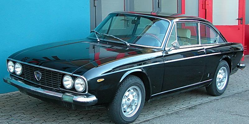 alfa-Lancia 2000hf