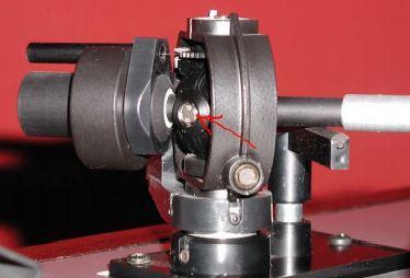 tonearm bearings 2