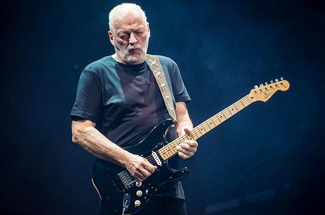 David-Gilmour
